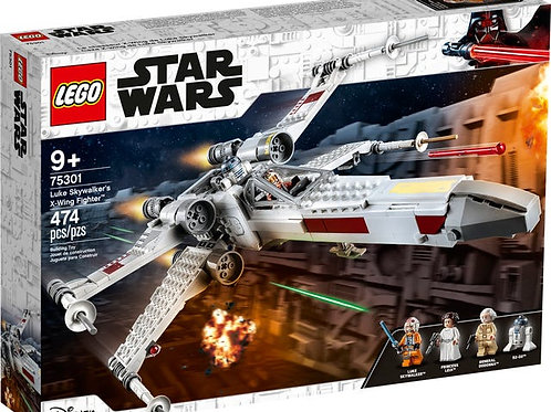 LEGO Star Wars - Chasseur X-Wing Luke Skywalker