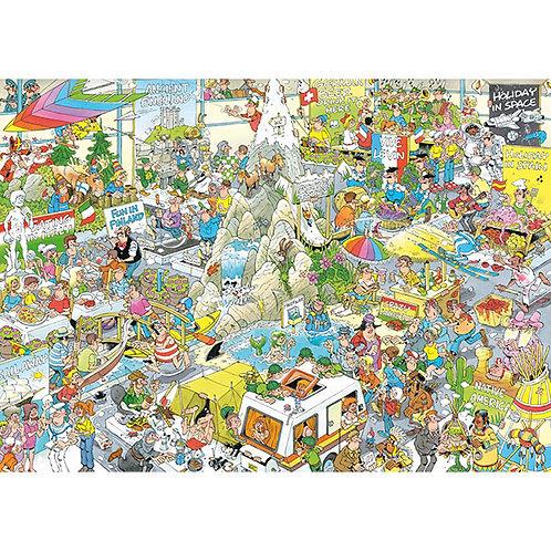 Jumbo - The Holiday Fair 1000 pcs