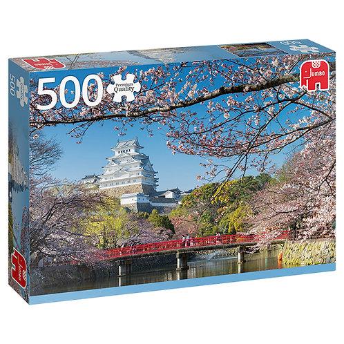 Jumbo - Château de Himeji, Japon 500 pcs