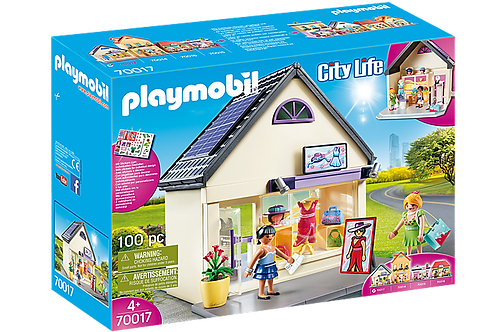 Playmobil - Boutique de mode