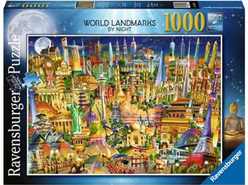 Ravensburger - Puzzle 1000pcs