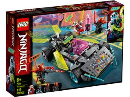 LEGO - Ninjago - La voiture Ninja