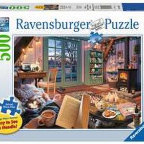 Ravensburger 500pcs (Pièces grand format)