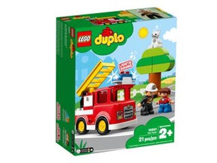 LEGO Duplo - Le camion de pompiers