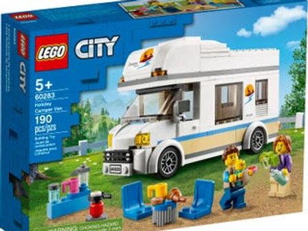 LEGO City - Le camping-car de vacances