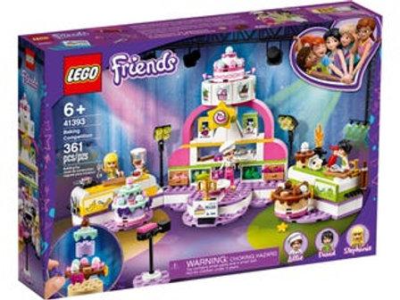 LEGO  Friends - Le concours de pâtisserie
