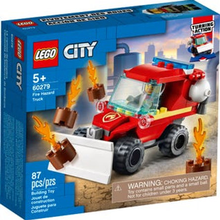 LEGO City - Le camion des pompiers