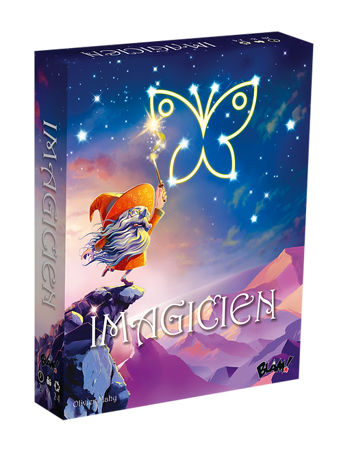 Imagicien (Version française)