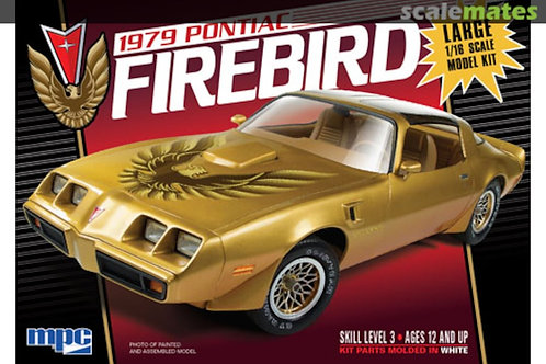 MPC - 1/16 '79 Firebird