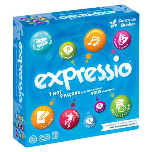 Expressio - Nouvelle édition