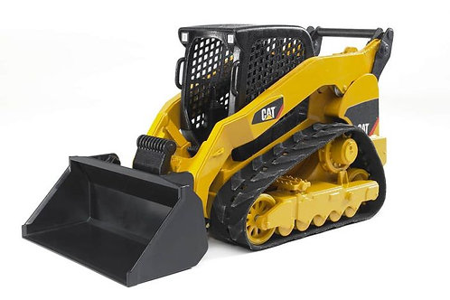 Bruder - Chargeuse CAT multi-terrain