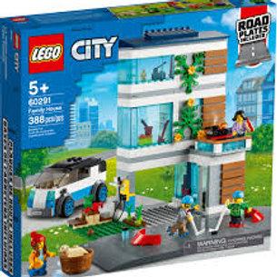 LEGO City - La maison familiale