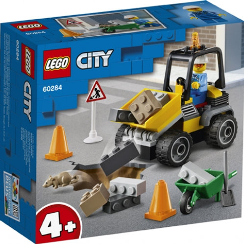 LEGO City - Le camion de chantier