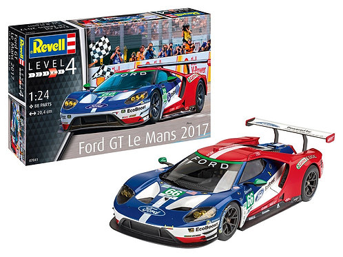 Revell - 1/25 Ford GT Le Mans