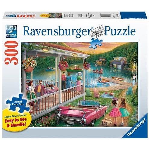 Ravensburger - 300pcs (Pièces grand format)