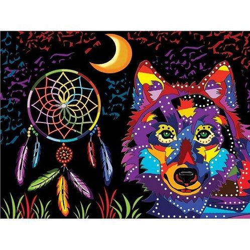 Jacarou - Loup de rêve