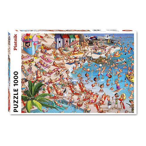 Piatnik - Plage 1000 pcs
