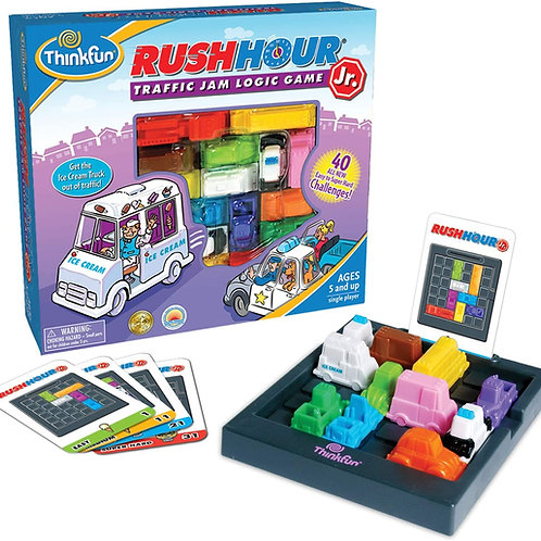 Thinkfun - Rush Hour Jr