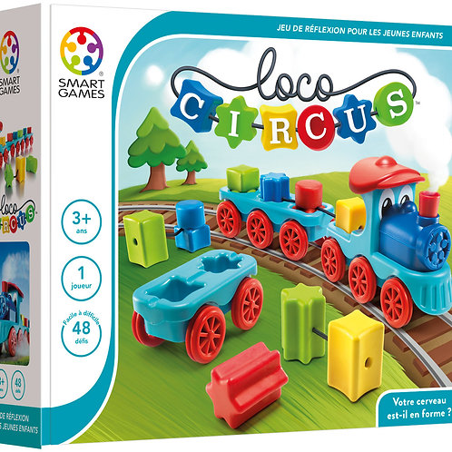 Smart Games - Loco Circus