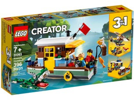 LEGO  Creator - La caravane flottante