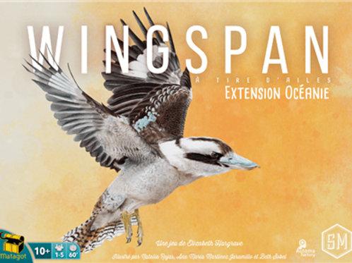 Wingspan - Extension Océanie