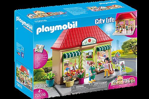 Playmobil - Magasin de fleurs