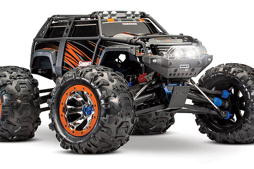 Traxxas - Summit RTR Orange - Special edition