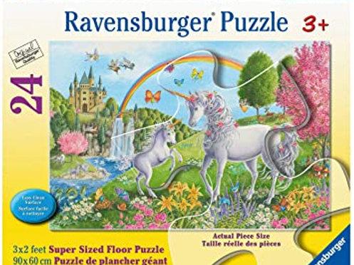 Ravensburger - 24 pcs de plancher