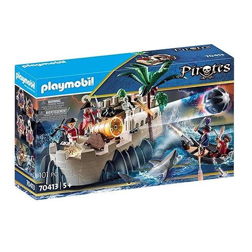 Playmobil Bastion des soldats