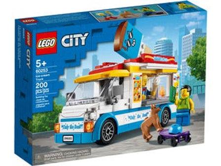 LEGO City - Le camion du marchand de glace