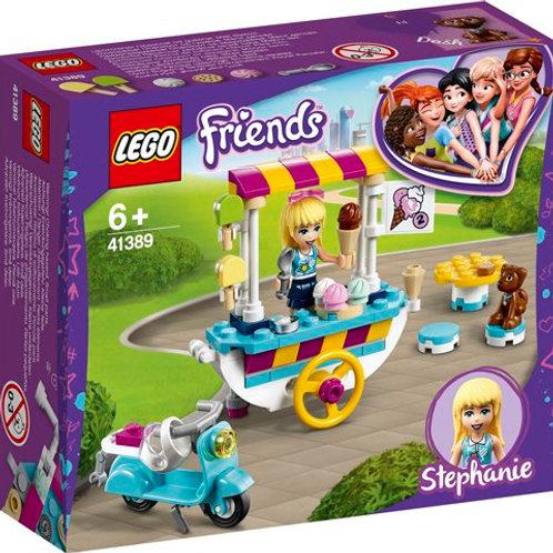 LEGO Friends - Le chariot de crème glacé
