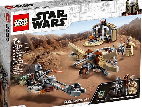 LEGO Star Wars - Mésaventures sur Tatooine