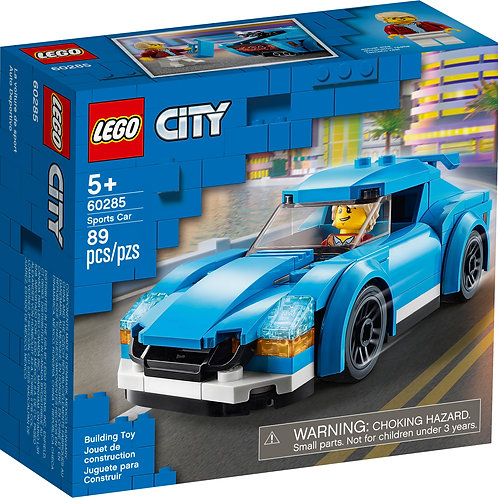 LEGO City - La voiture sport