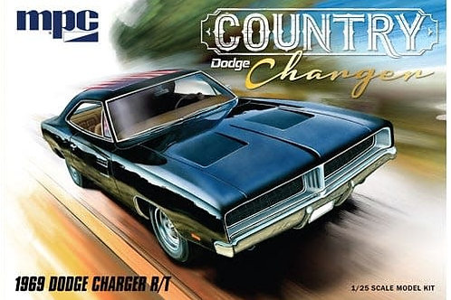 MPC  - 1/25 '69 Dodge Charger