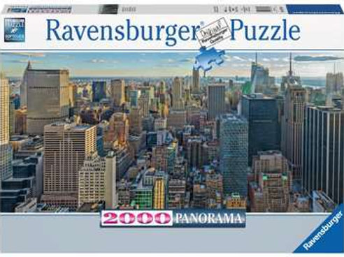 Ravensburger - Puzzle 2000 pcs