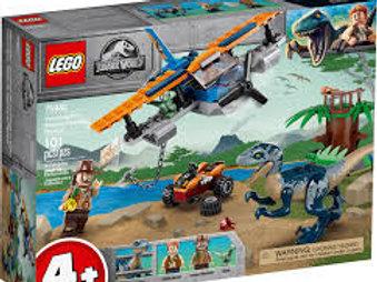 LEGO Jurassic World - Vélociraptor