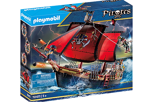 Playmobil - Bateau pirates