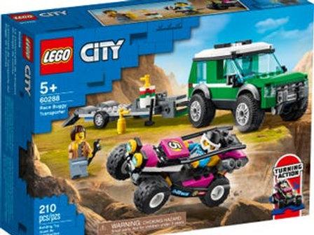 LEGO City -Le transport du buggy de course
