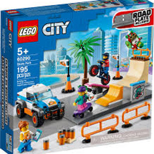 LEGO City - Le skatepark