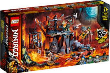 LEGO Ninjago - Le périble jusqu'au donjon du Crâne