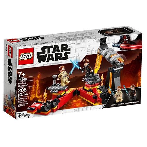 LEGO Star Wars - Duel sur Mustafar