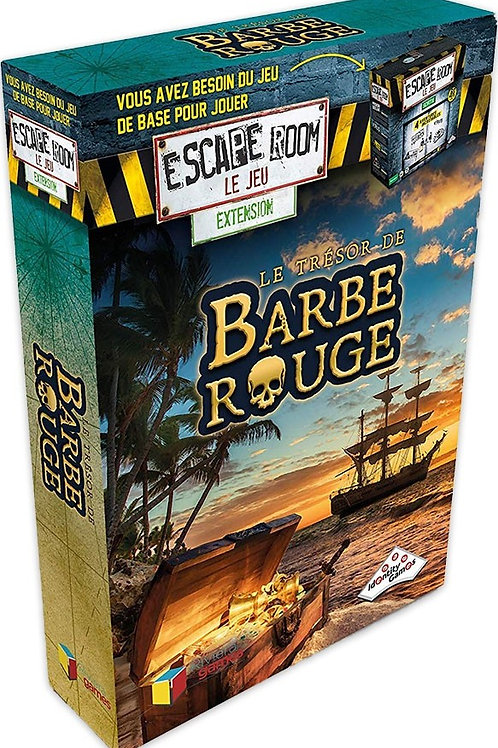 Escape Room : Barbe Rouge (EXTENSION)