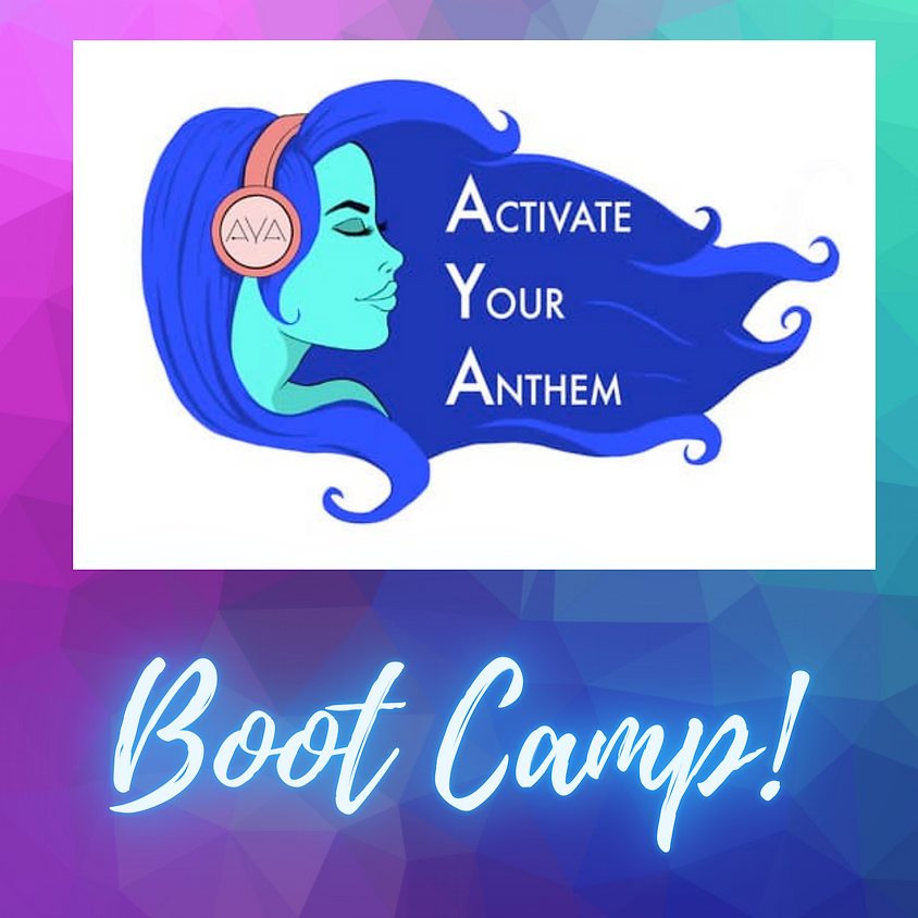Activate Your Anthem 5 Week Group Program