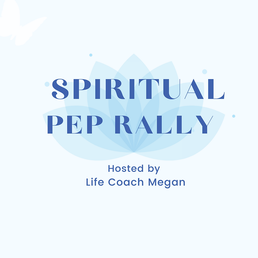 Spiritual Pep Rally