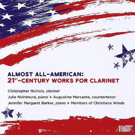Almost-All American: 21st-Century Works for Clarinet
