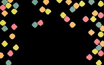 confetti transparentes