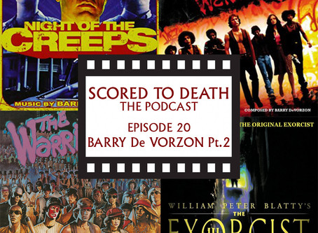 Barry De Vorzon IntervieW - Part 2