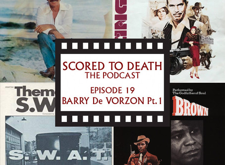 Barry De Vorzon Interview - Part 1