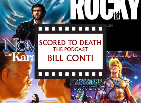 Bill Conti Interview
