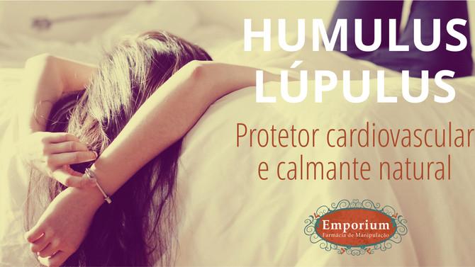 Protetor cardiovascular e calmante natural